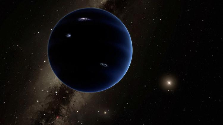 El 'divorcio' de dos asteroides avala la existencia del 'Planeta Nueve'