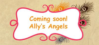 Nieuw challengeblog Ally's angels