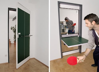 door table tennis