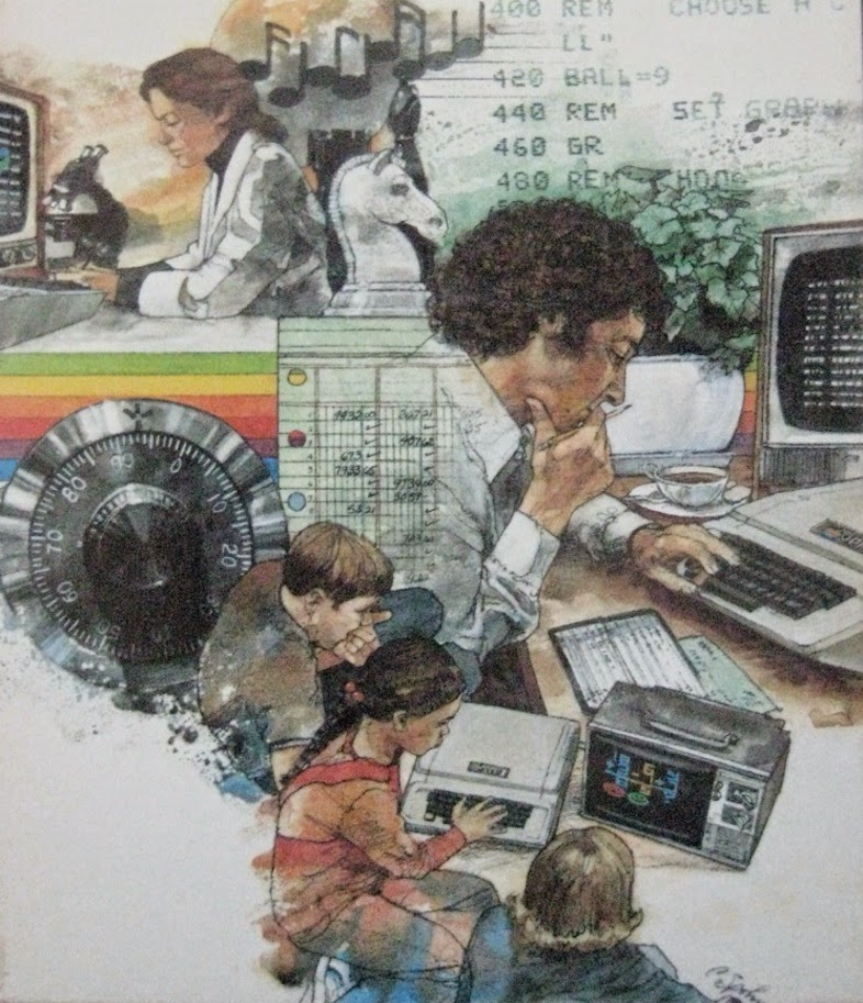 Designing the Apple ][b, a computer that could have been released by Apple circa 1979.