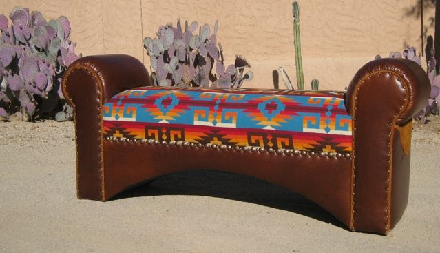 Pendleton woolen mill store creative customers northwest for Native american furniture designs