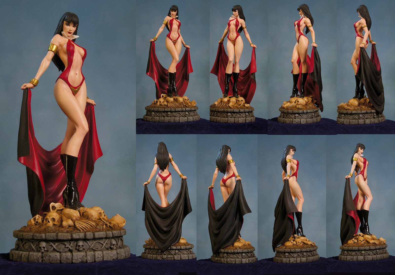 Collage per Vampirella