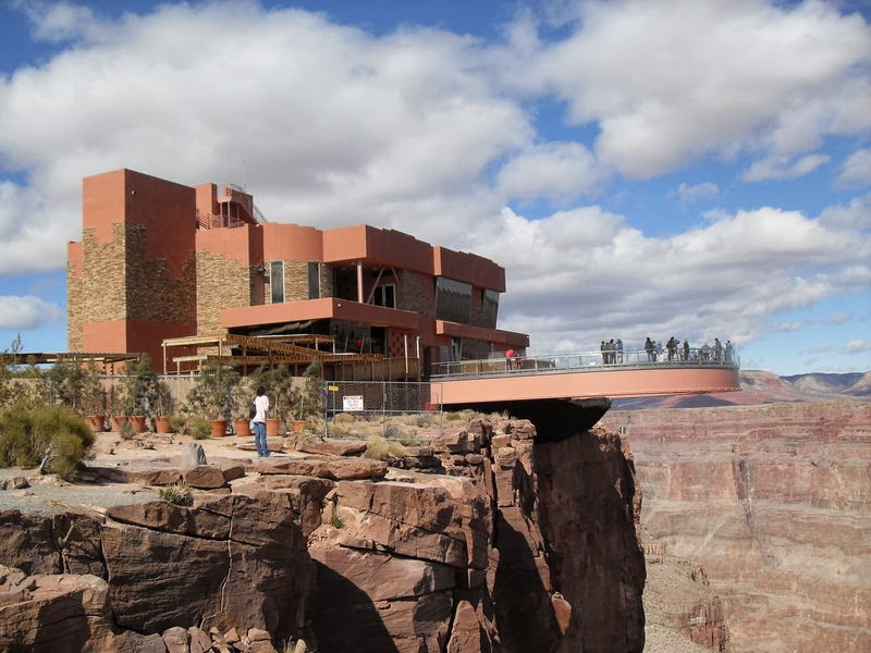 Skywalk, Grand Canyon