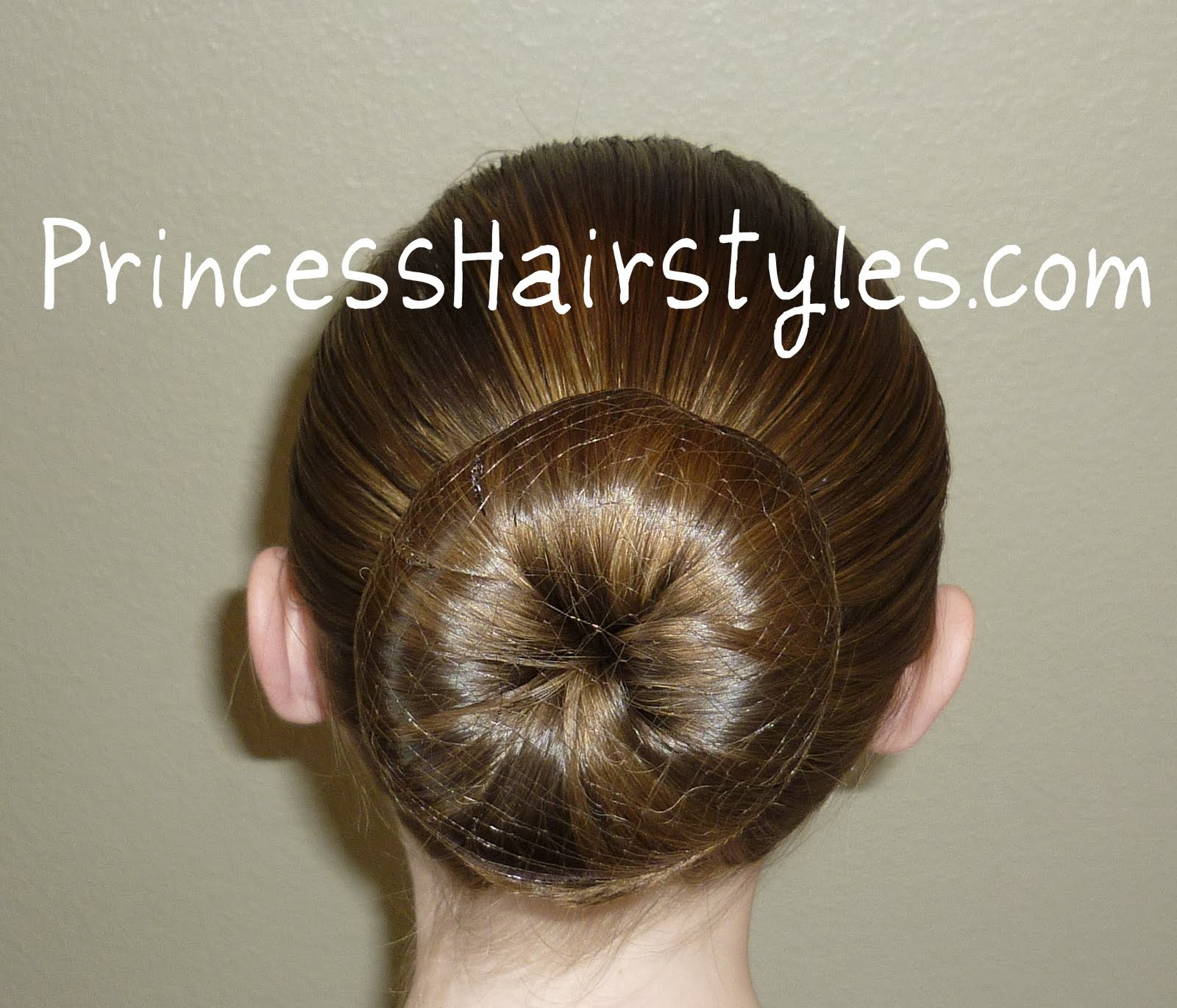 hairstyles for girls the perfect ballet bun