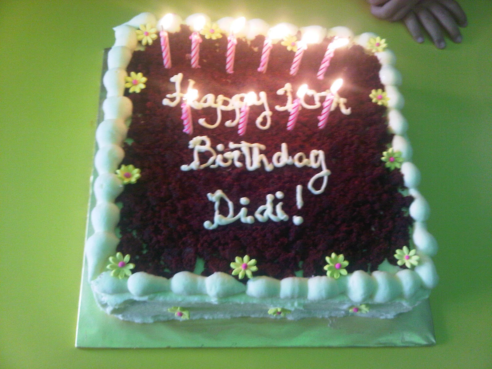 Images Of Birthday Cake For Didi : Birthday Cake For Didi images