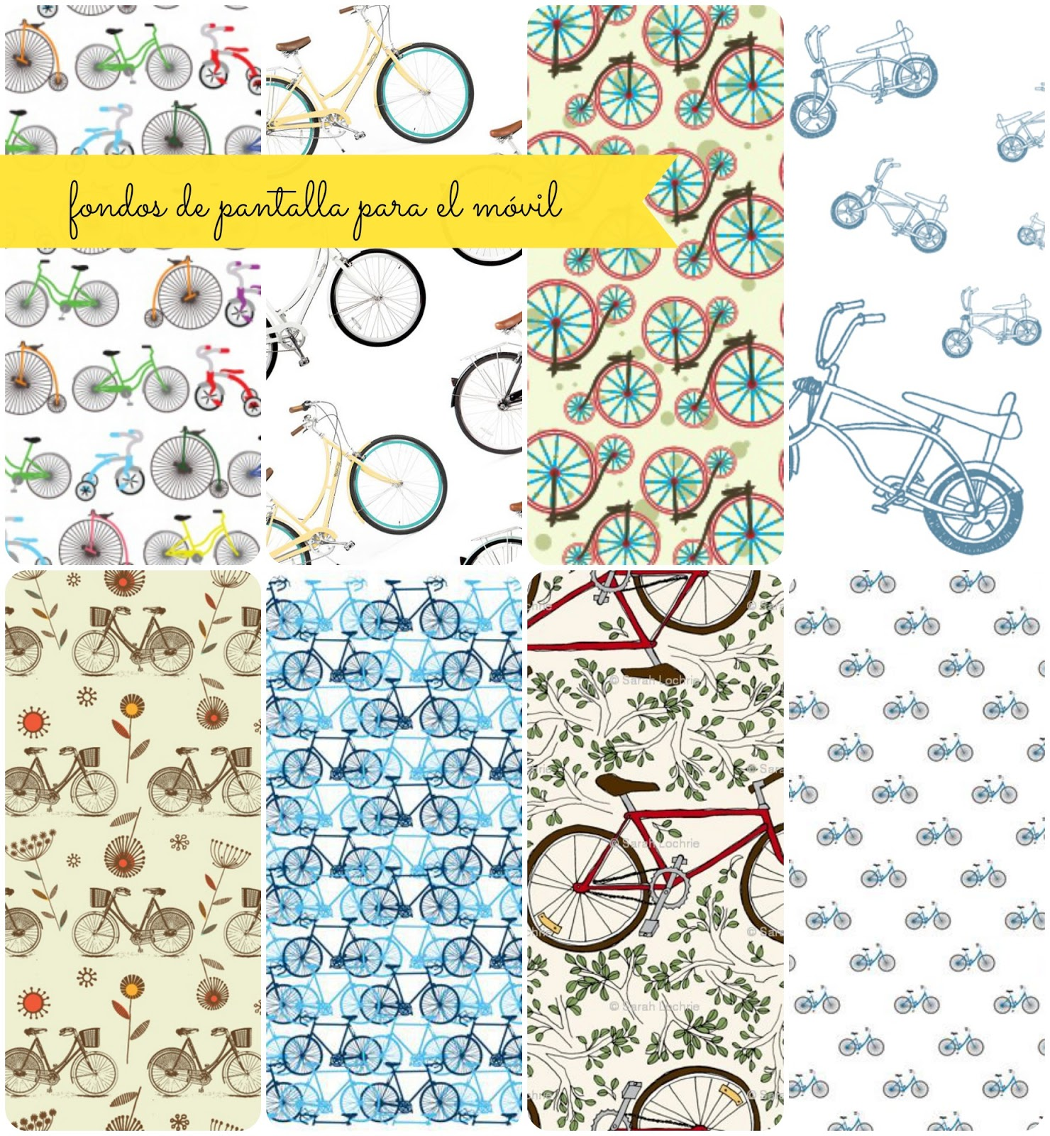 fondos de pantalla bicicletas bicycle para el móvil  wallpaper background iphone gratis free
