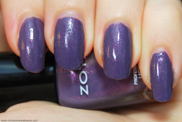 Zoya Nail Polish in Lotus Swatch