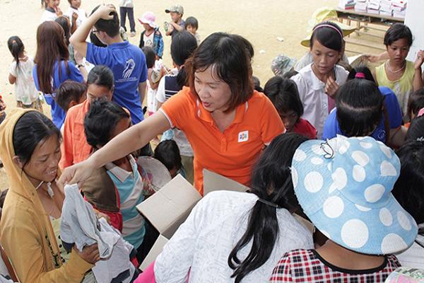 FPT Đà Nẵng Tặng Quà Cho Hộ Nghèo Quảng Nam