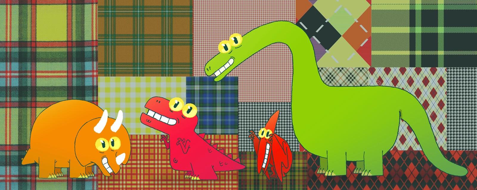 dinosaurs © Juin 2014