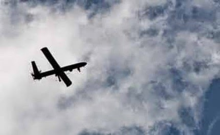Angkatan Udara Israel Takut Drone Ababil 1 Milik Hamas
