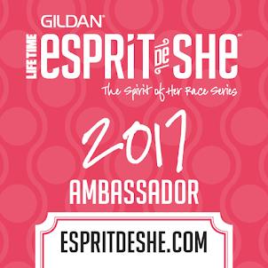 Esprit de She Ambassador