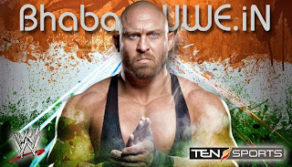 "WWE India » Beyond The Ring - 2013: ""Ryback"" Coming To India (How To Meet? Contest Details Inside)"