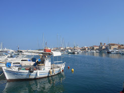 """Νότα Κυμοθόη """"Το λιμάνι"""" ©Νότα Κυμοθόη"""