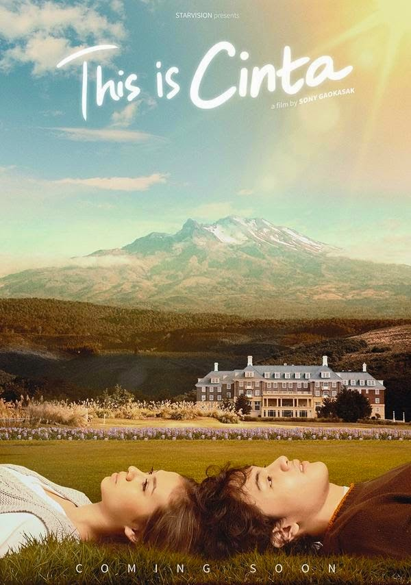 Info Review Sinopsis Film This Is Cinta (2015)
