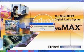 SoundMAX Audio Driver