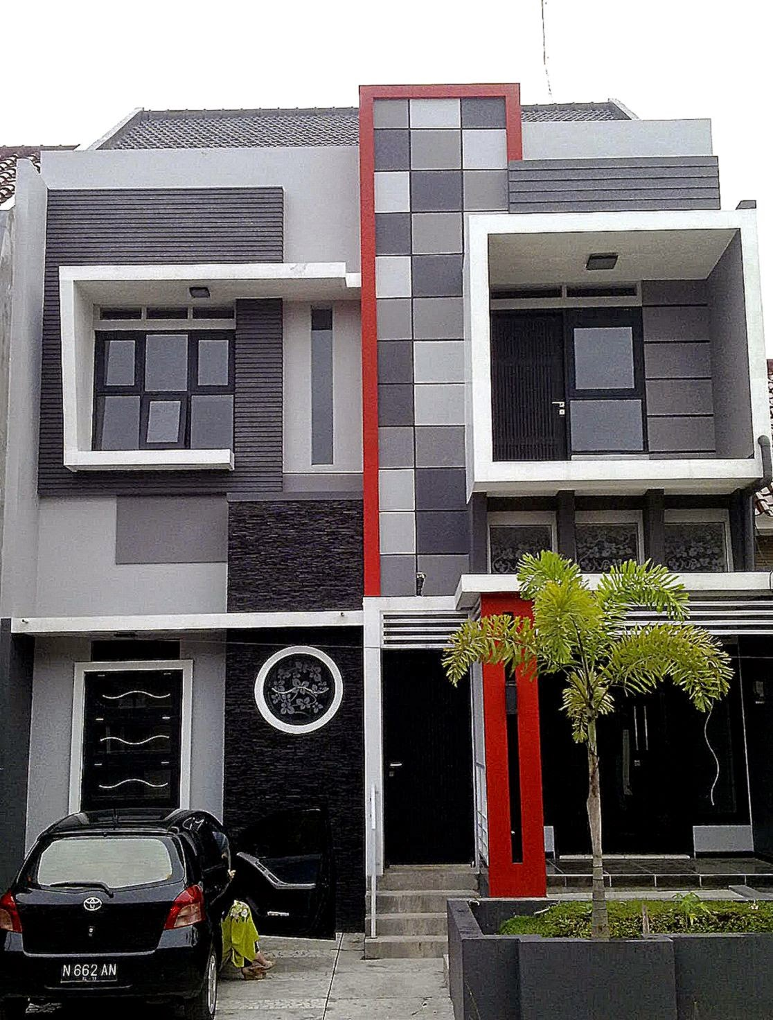 Rumah Lantai 2 Paling Di Minati