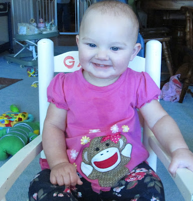 Beautiful grandbaby-Vickie's Kitchen and Garden