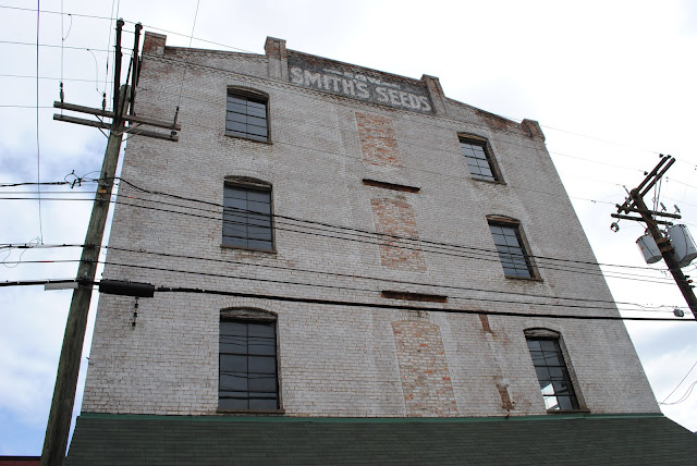 Smith Seeds Lofts Danville River District