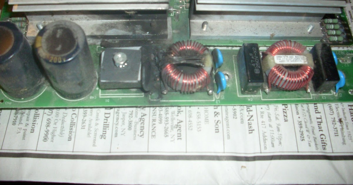 steves fix it shop parallax 7345 rv power converter smps rh stevesfixitshop blogspot com Power Converter Model 6345 Magnetek 6409 Power Converter