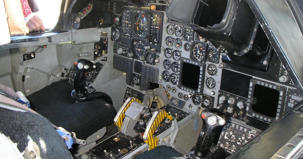 "Jet Airlines: F-111 ""Aardvark"" Cockpit"