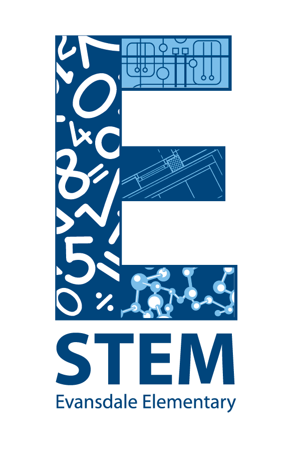 Evansdale Elementary School Council: New STEM logo for ...