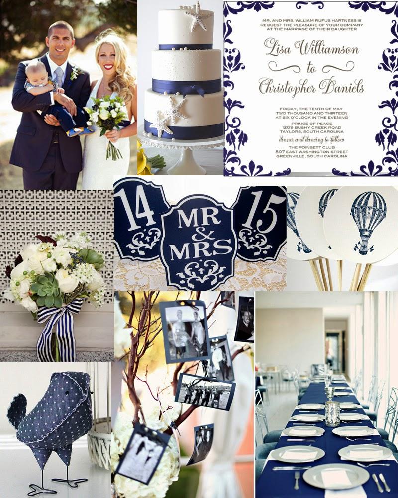 91 Best Coastal Color Inspiration Navy Teal Orange And Grey Images On Pinterest: My Favorite Occasions Blog: 2014 Top Spring/Summer Wedding