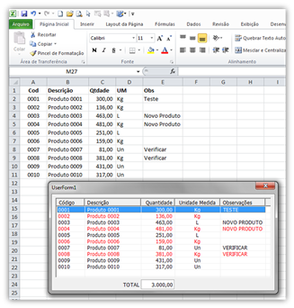 Ivair, ExcelMax, Excel