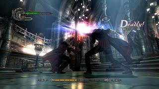 ดาวน์โหลดเกมส์ Devil May Cry 4