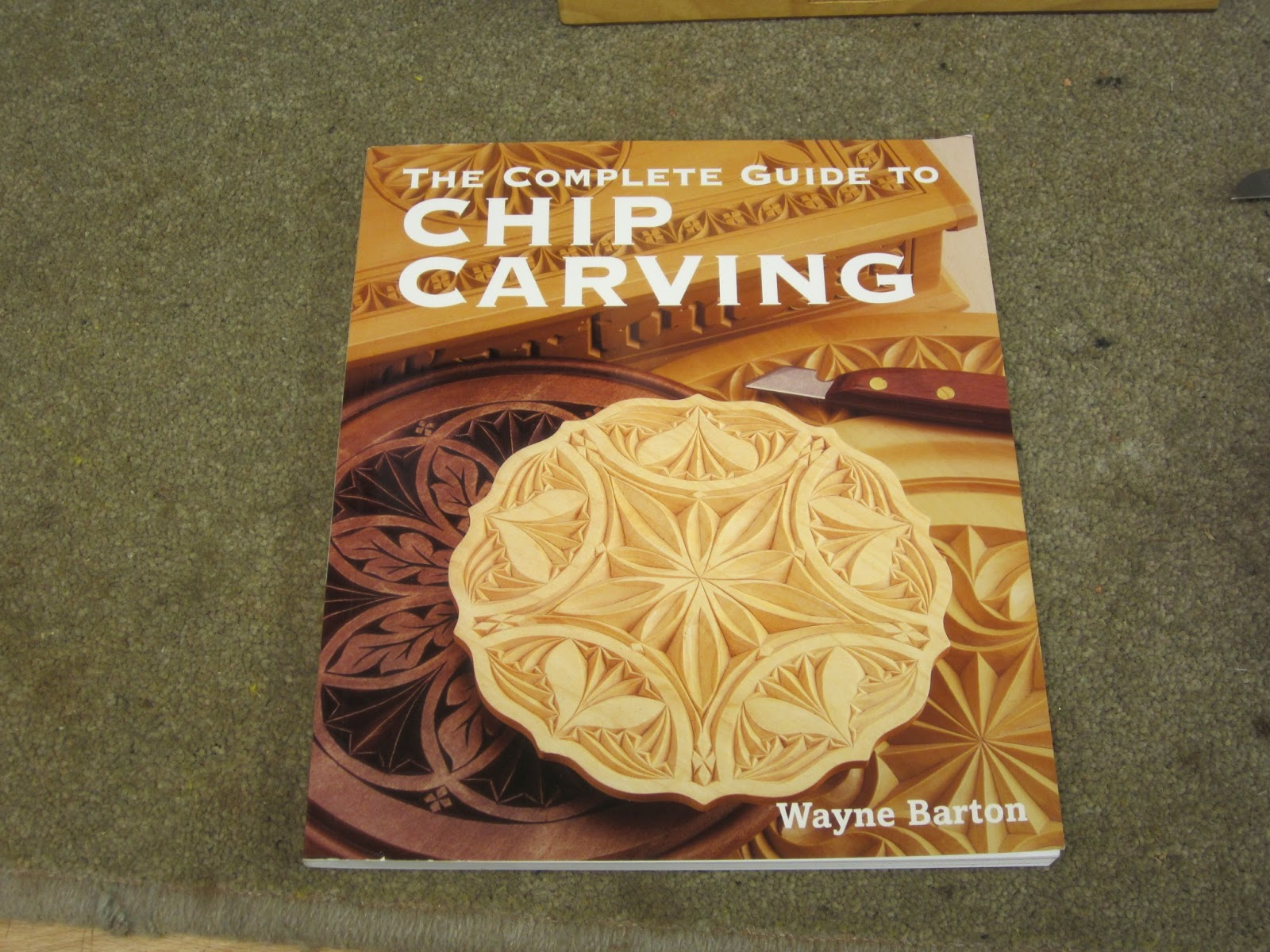 David barron furniture chip carving