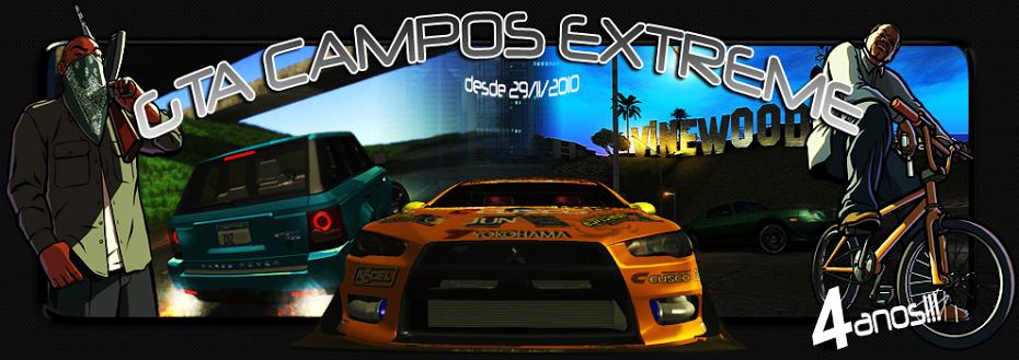 GCE - GTA Campos Extreme - Mod's para GTA SA e GTA IV