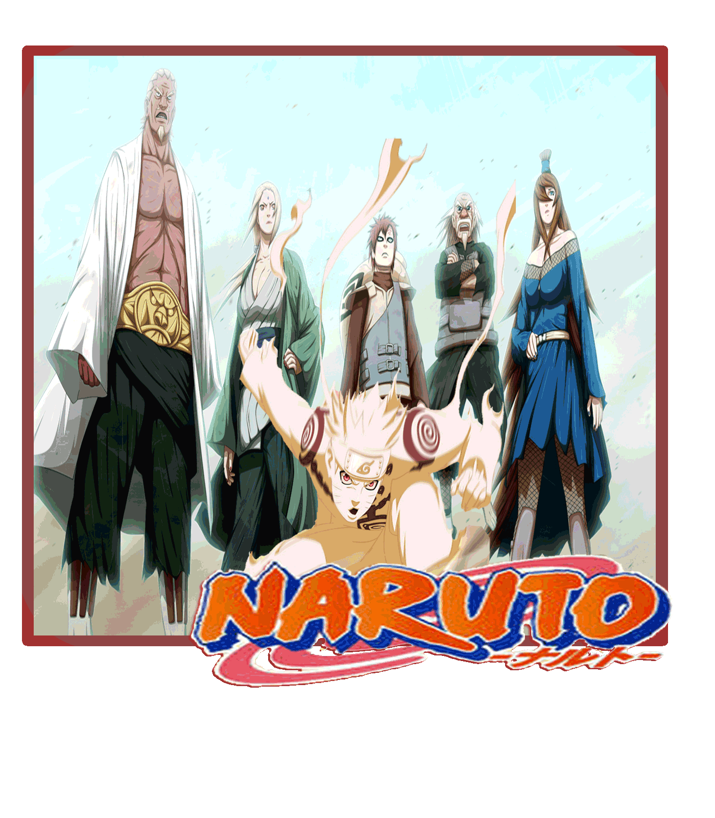 Naruto Shippuden Episode 348 - The New Akatsuki -