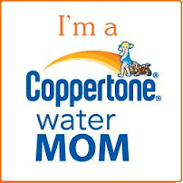I'm a Coppertone Water Mom
