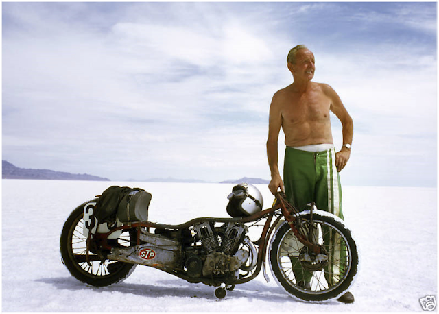 Hypermotard Roland Sands Design additionally Cont besides Worlds Fastest Car Ever additionally Burt munro additionally Indian Motorcycles 1920. on burt munro indian motorcycle