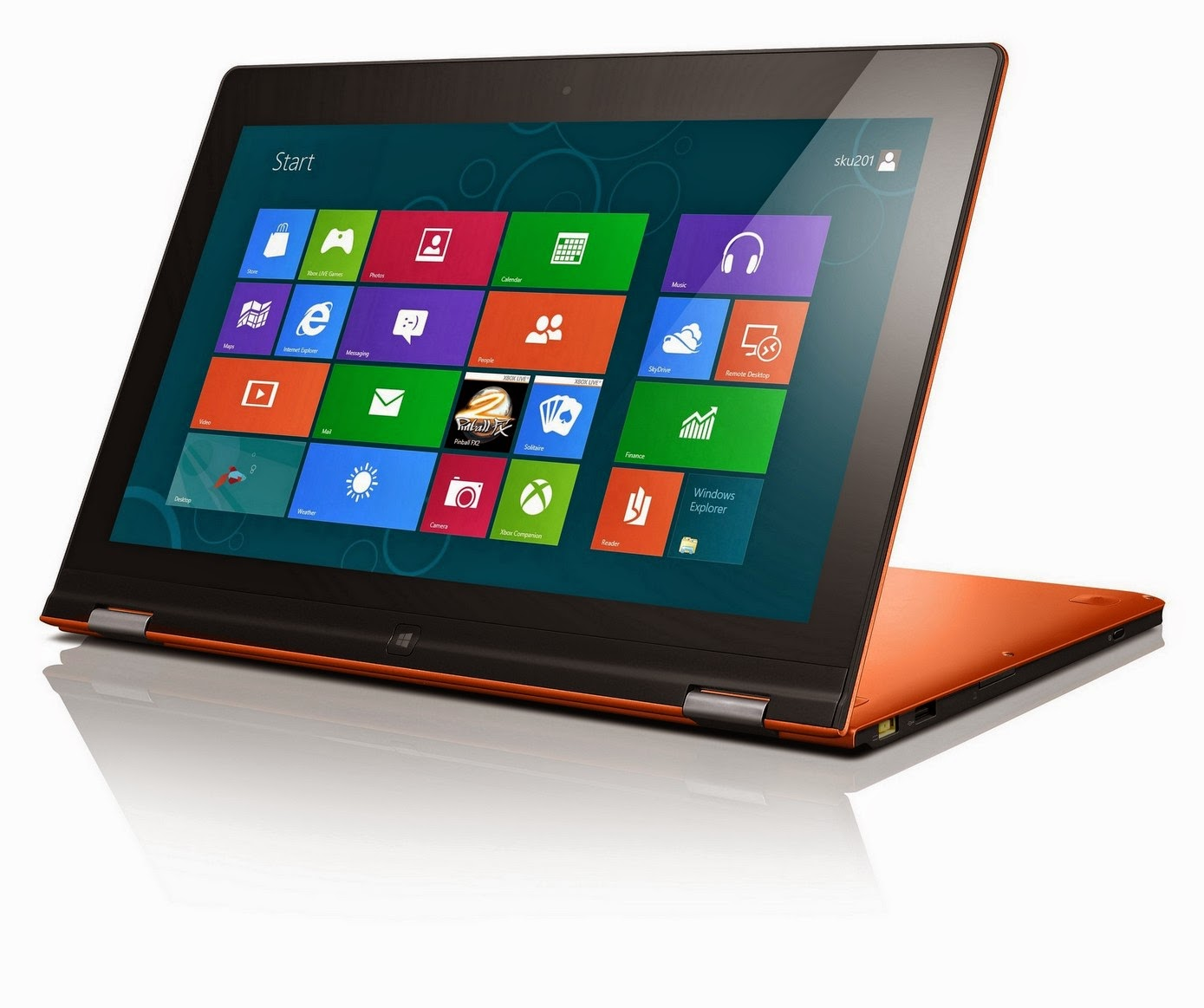 tablet portatil lenovo