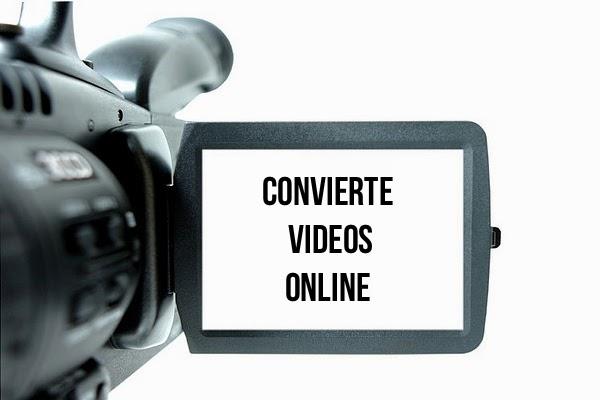 Convertir un formato de vídeo gratis online
