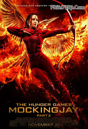 The Hunger Games: Mockingjay (Part 2) 2015 poster