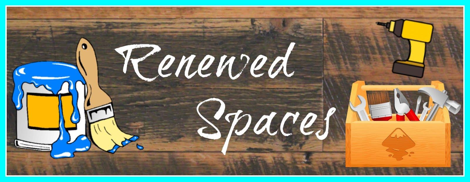 Renewed Spaces