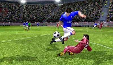 Download Games For Android Phone Dream League Soccer 1.57 MOD APK+DATA (Unlimited Gold Coins)