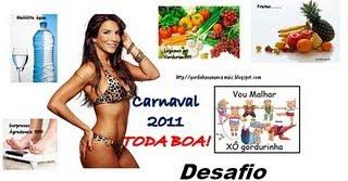 DESAFIO DE CARNAVAL