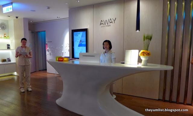 AWAY Spa, W Taipei, Taiwan