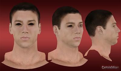 NBA 2K13 Tyler Hansbrough Cyberface Mod