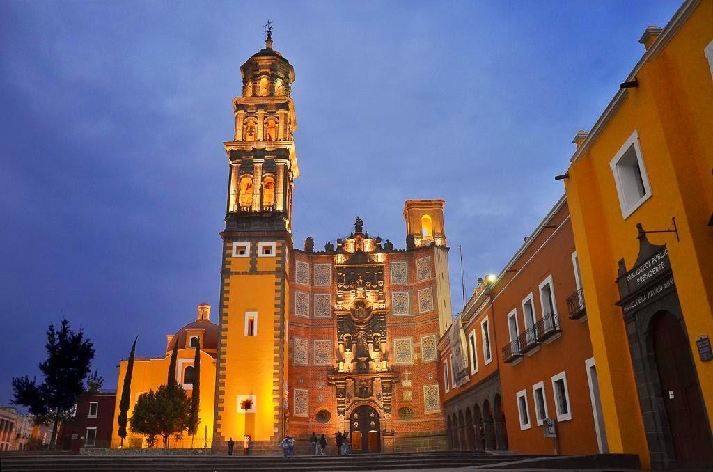 Templo conventual de San Francisco, Puebla