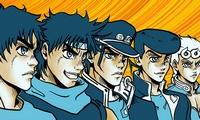Jojo's Bizarre Adventure, Actu Manga, Manga, Hirohiko Araki, Tonkam, Jojolion, Golden Wind, Phantom Blood, Stardust Crusaders,