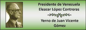 Fotos del Presidente Venezolano Eleazar López Contreras