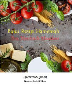 BUKU RESIPI HAMEMAH NO.1