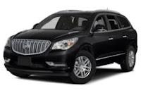 2015 Buick Enclave price list