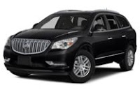 2016 Buick Enclave price list