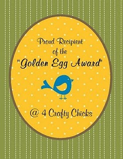 4 crafty chicks award