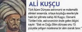 Ali Kuşçunun Hayatı