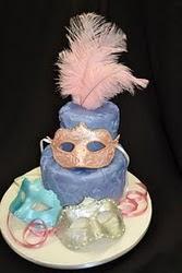 Masquerade Cake Class.